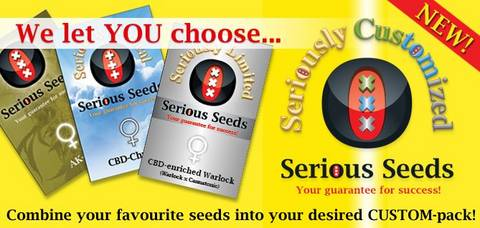 Serious Seeds Seriously Customized