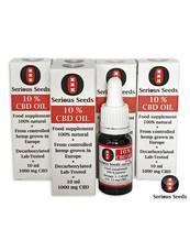 Serious Seeds – 10% CBD-Oil 2045822524
