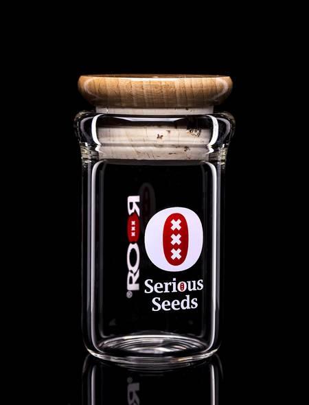 RooЯ X Serious - Glassjar  1599320273